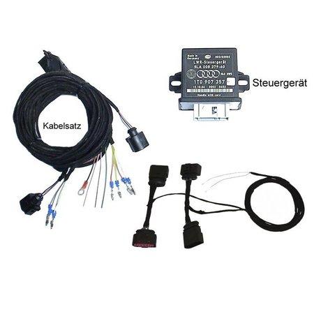 Automatische niveauregeling set - Retrofit - VW Golf VI 6 - met elektronische schokdempers