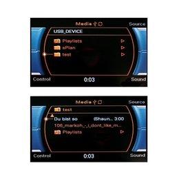 AMI Audi Music Interface w/iPod - Retrofit - Audi Q5 8R w/CAN