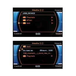 AMI Audi Music Interface w/iPod - Retrofit - Audi Q5 8R w/CAN