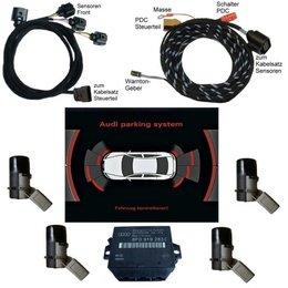 Komplett-Set APS plus+ (optische Anzeige Radio/MMI) für Audi Q5 - ab Mj. 2013 Radio