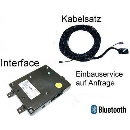 Bluetooth Premium (met rSAP) - Retrofit - VW Tiguan
