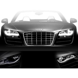 LED-Scheinwerfer-Upgrade - Audi R8