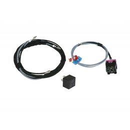 Kufatec Fog Light Wiring - Harness - VW Golf 4, Bora + Light Switch
