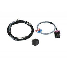 Kufatec Kabelsatz Nebelscheinwerfer Golf 4 IV, Bora + Lichtschalter