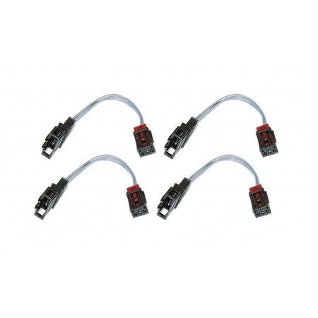 Bundle LED achterlichten VW Golf 6 VI - R