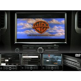 DVD Changer - harness - VW Touareg 7P