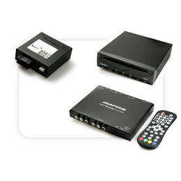DVD-Player + DVBT400 + IMA Multimedia Adapter - RNS 850