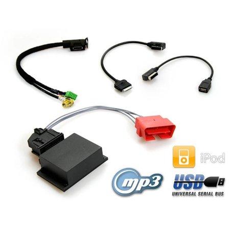 AMI Audi Music Interface für Audi A6 4G / A7 4G - USB