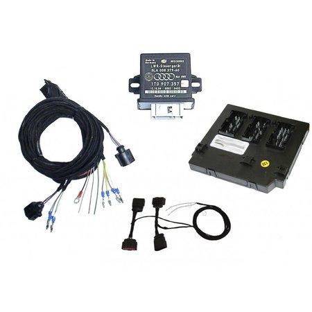 Bi-Xenon Scheinwerfer Set LED TFL für Golf VI 6 - ohne elektr. Dämpferregelung / 4Motion
