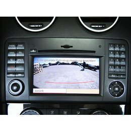 Rückfahrkamera - Bundle - Mercedes M-Klasse W164 / GL-Klasse X164
