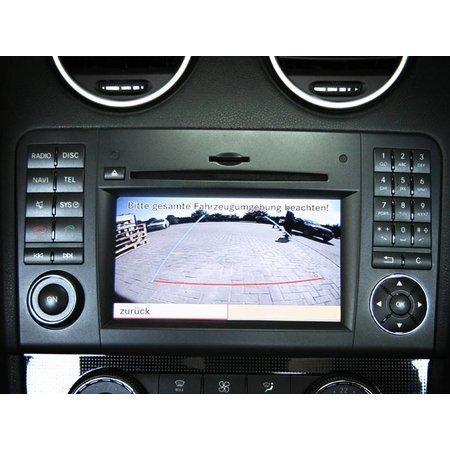 Achteruitrijcamera - Bundle - Mercedes M-Klasse W164 / GL-Klasse x164