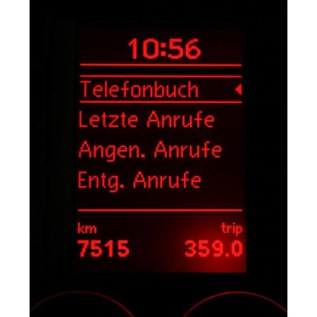 """Bluetooth-Freisprecheinrichtung - Retrofit - """"Nur Bluetooth"""" - Octavia 1Z"""