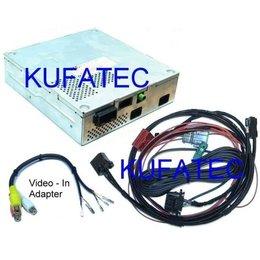 TV Receiver - Retrofit - Audi A8 4H - with DVD changer, MPEG2