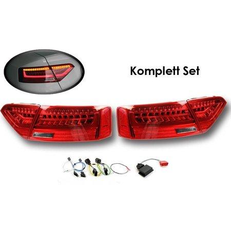 Bundle LED achterlichten Audi A5 / S5 facelift