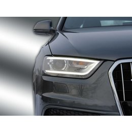 Bi-Xenon Headlights LED Dtrl - Upgrade - Audi Q3 with el. shock.