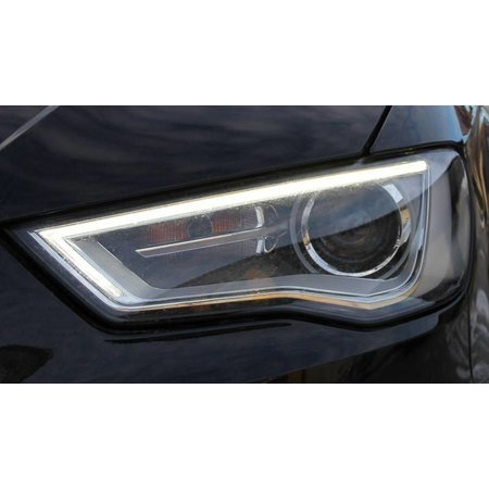 Compleet BI-Xenon Koplampen - Retrofit - met Daylight - Audi A3 8V