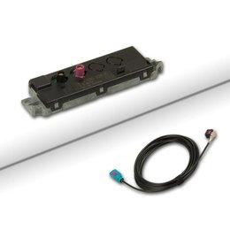 FISTUNE® Antennenmodul für Audi A4 8K Limo 2G - kein TV werkseitig vorhanden