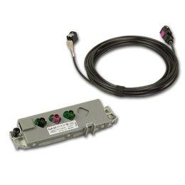 FISTUNE® Antennenmodul für Audi A4 8K Limousine 3G - kein TV werkseitig vorhanden