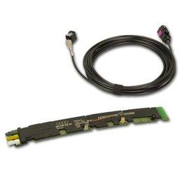 FISTUNE® Antennenmodul für Audi A8 4E 2G - mit TV-Empfang