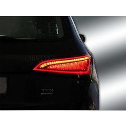 Komplett-Set Facelift LED-Heckleuchten für Audi Q5 - LED auf LED facelift