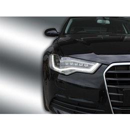 Adapter LED headlights Audi A6 4G - Turning light
