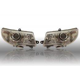 Xenon headlights Skoda SuberB 3T