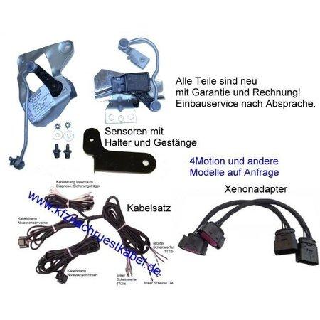 Auto-Leveling / Xenon Headlights - Retrofit - Skoda Octavia 1U - voorwielaandrijving