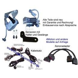 Auto-Leveling / Xenon Headlights - Retrofit - Skoda Octavia 1U - vierwielaandrijving