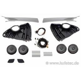 Soundsystem für VW Golf 7 - 2-türig