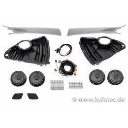 Soundsystem VW Golf 7-2-pilaren