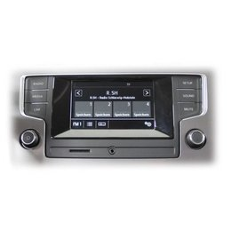 "Radio ""Composition Touch"" VW Golf 7"