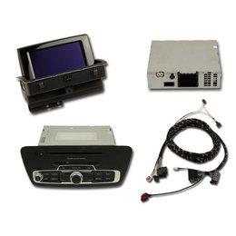 Retrofit kit MMI3G navigation plus Audi Q3 8U - active speakers, Bluetooth