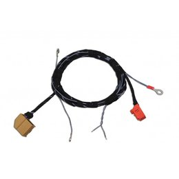 PDC Park Distance Control - Central Electric Harness - VW Jetta