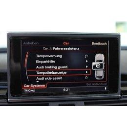 Verkehrszeichenerkennung VZE für Audi A8 4H