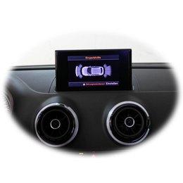 Complete set plus APS+ Audi A3 8V - Short-tail, Sportback