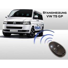 Fernbedienung für Standheizung für VW T5 GP - Webasto 7VL