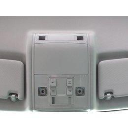 LED-Leseleuchte vorne - Grau