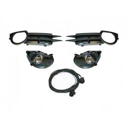 Retrofit kit fog lights - Audi A3 8P, 8PA - until my. 2008 (Pr-no. 2JD)