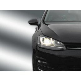 Complete bi-xenon headlamps with LED DRL Golf 7 - 4motion drive