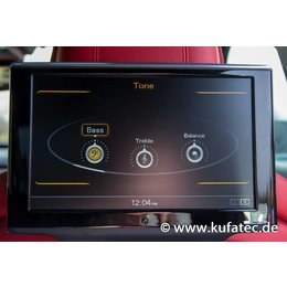 Rear Seat Entertainment System Audi A8 4H