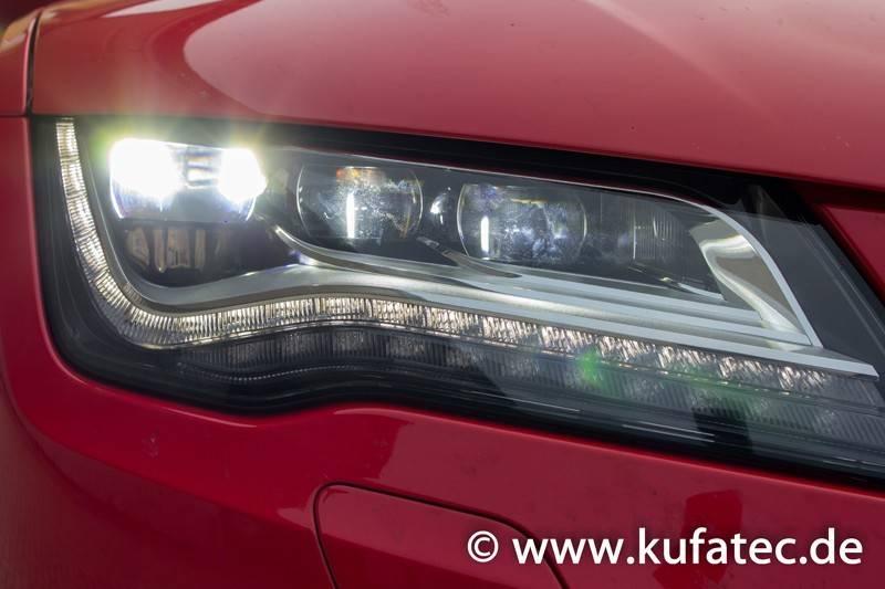 Adapter Led Headlights Audi A7 4g Turning Light Car Gadgets Bv