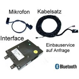 Bluetooth Premium (met rSAP) - Retrofit - VW Touareg 7P