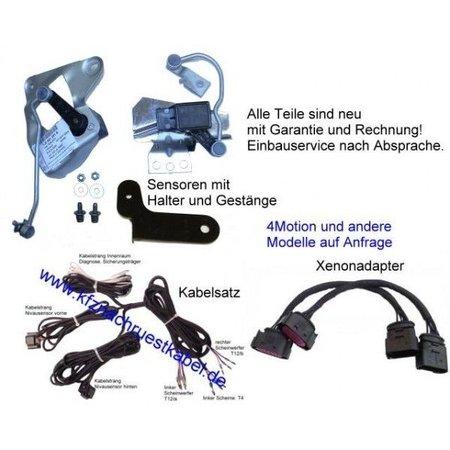 aLWR Set für VW Bora Scheinwerfer ab 08/2002 ohne Xenon Adapter - 4motion
