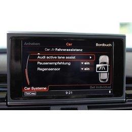 Active Lane Assist inkl. Verkehrszeichenerkennung VZE für Audi A6, A7 4G