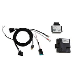 Complete set including Active Sound Sound Booster Audi Q7 4L