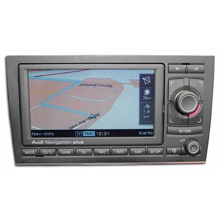 Audi RNS-E Navigation Plus Update auf Europa Software