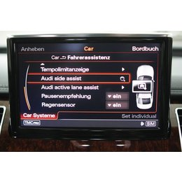 Spurwechselassistent (Audi side assist) für Audi A8 4H