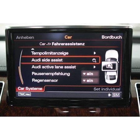 Spurwechselassistent (Audi side assist) für Audi A8 4H