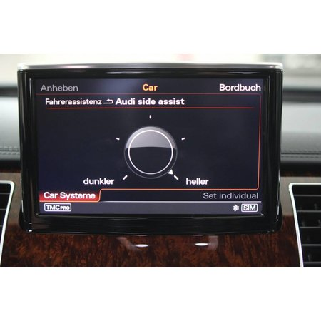 Audi side assist A8 4H