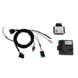 Universelles Komplettset Active Sound inkl. Sound Booster für VW, Seat, Skoda - Außenmontage - PRO